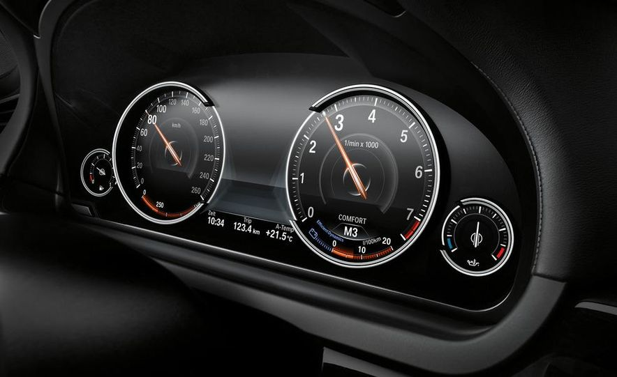 2013 BMW 750d xDrive and 750Li - Slide 9