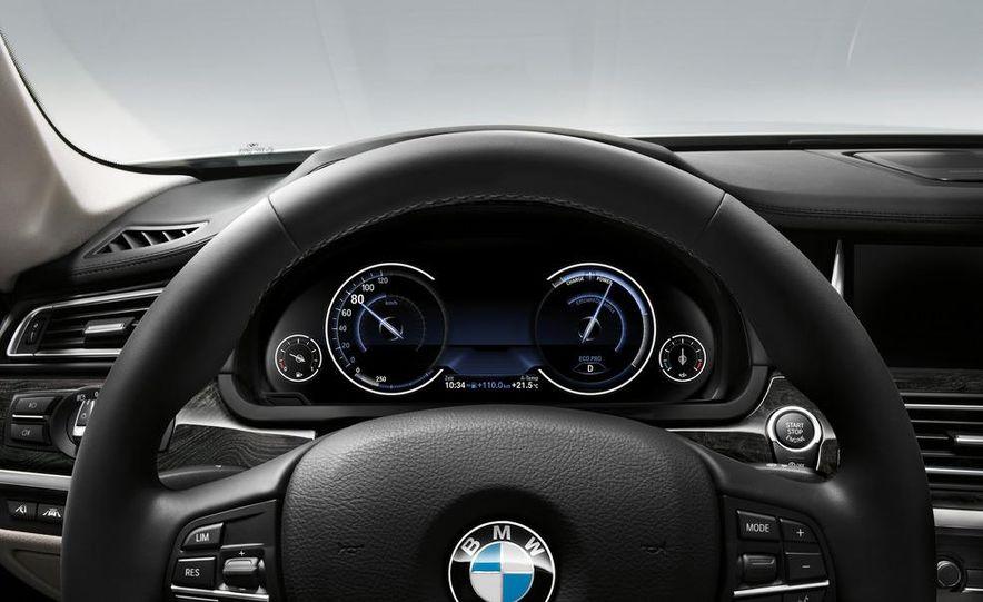 2013 BMW 750d xDrive and 750Li - Slide 10