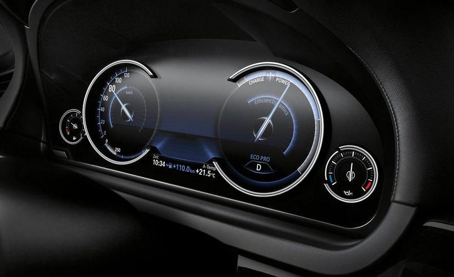 2013 BMW 750d xDrive and 750Li - Slide 11
