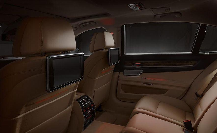 2013 BMW 750d xDrive and 750Li - Slide 6