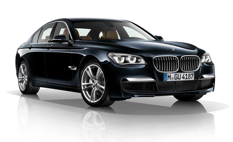 2013 BMW 750d xDrive and 750Li - Slide 4