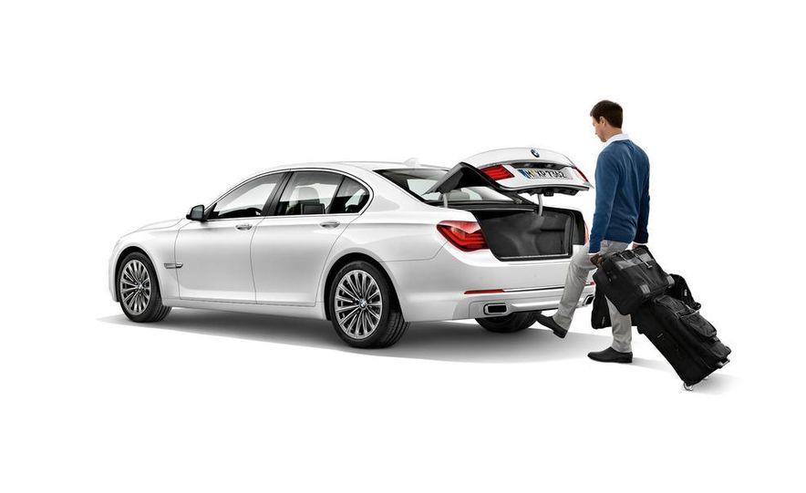 2013 BMW 750d xDrive and 750Li - Slide 5
