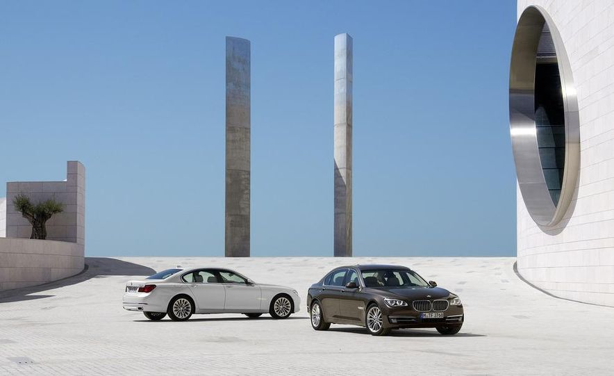 2013 BMW 750d xDrive and 750Li - Slide 1