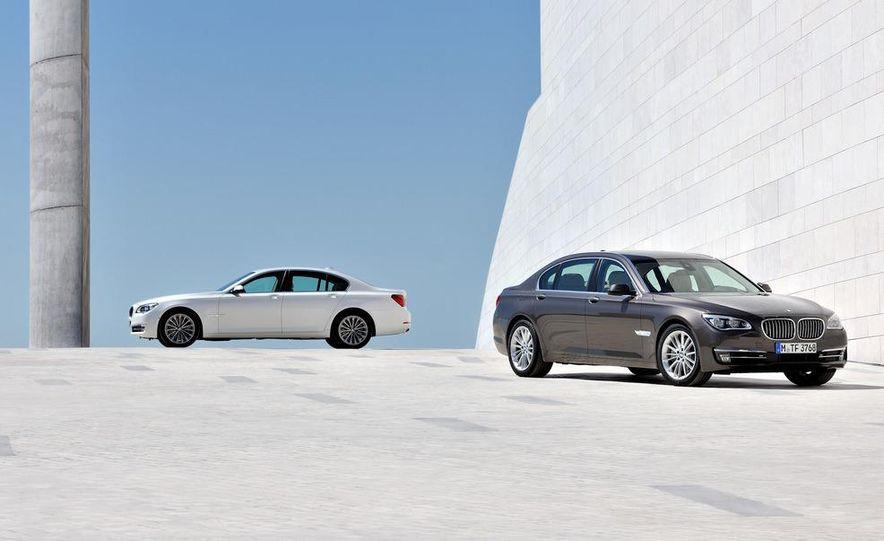 2013 BMW 750d xDrive and 750Li - Slide 2