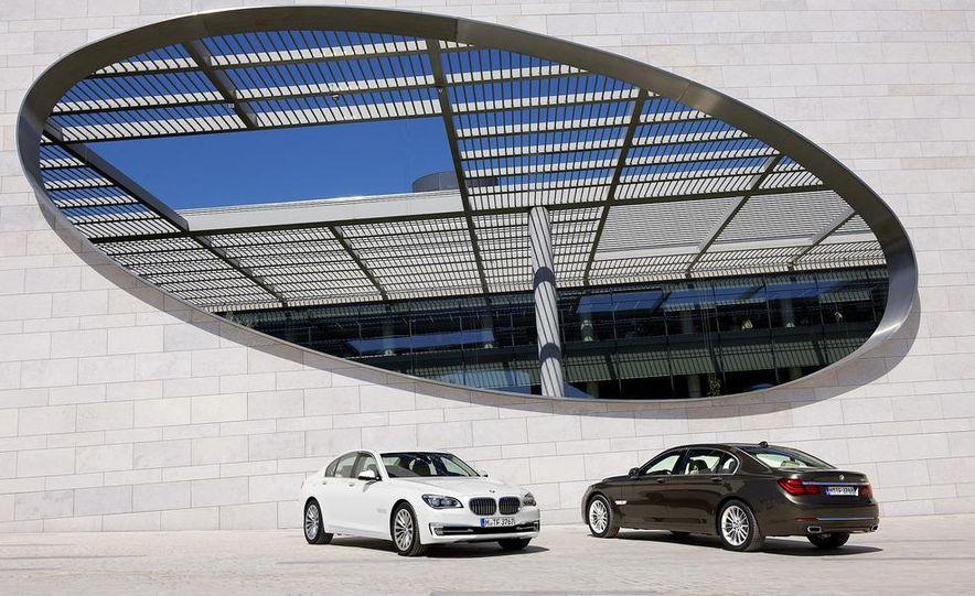 2013 BMW 750d xDrive and 750Li - Slide 3