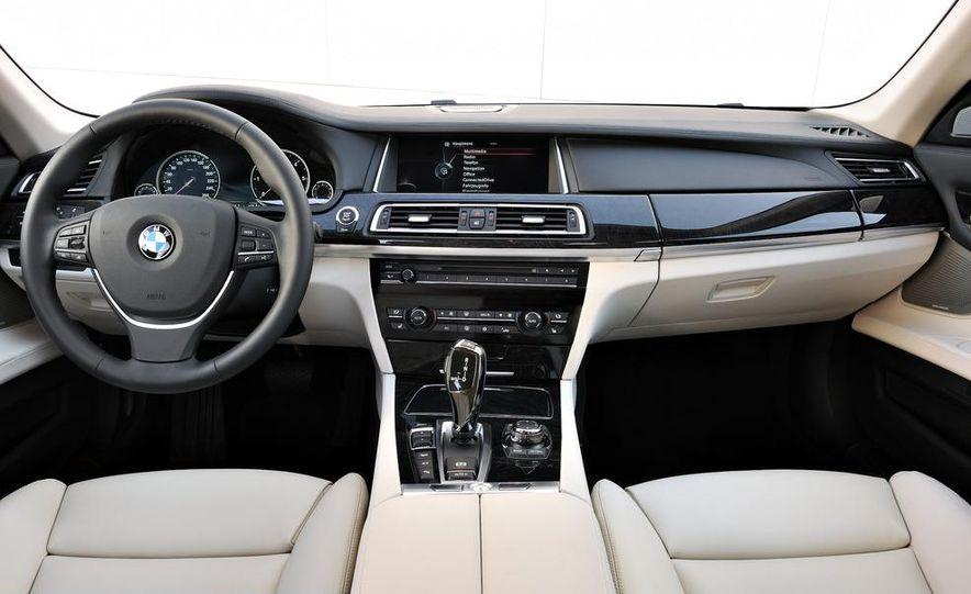 2013 BMW 750d xDrive and 750Li - Slide 77