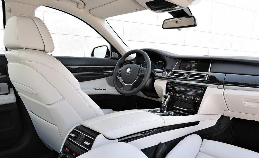 2013 BMW 750d xDrive and 750Li - Slide 78