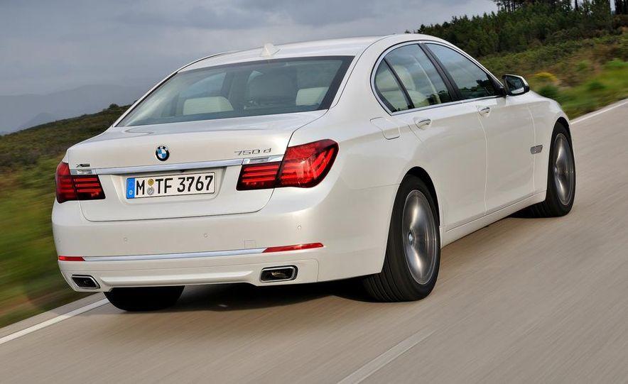 2013 BMW 750d xDrive and 750Li - Slide 62