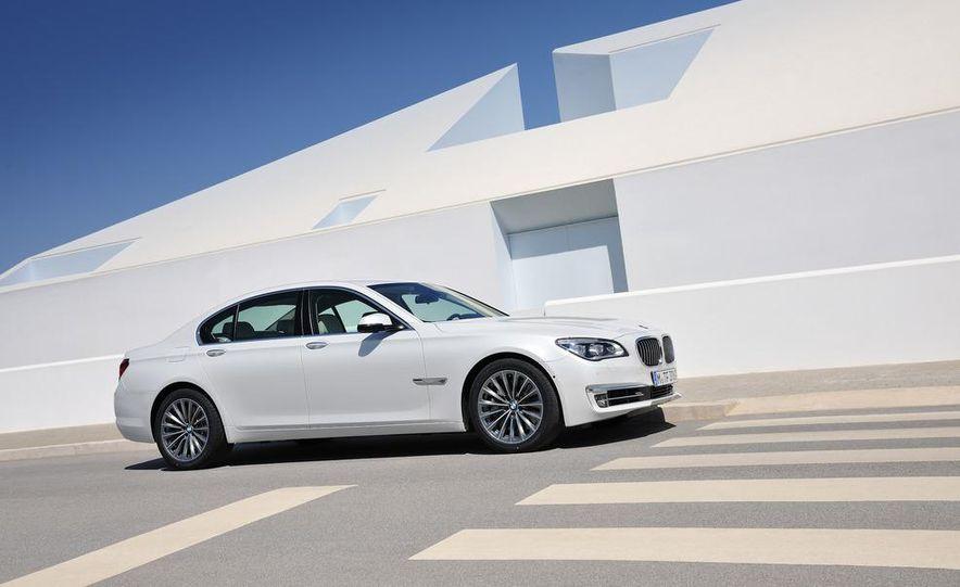 2013 BMW 750d xDrive and 750Li - Slide 64