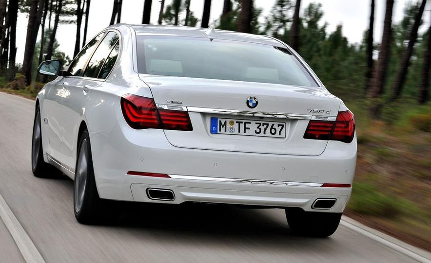 2013 BMW 750d xDrive and 750Li - Slide 66