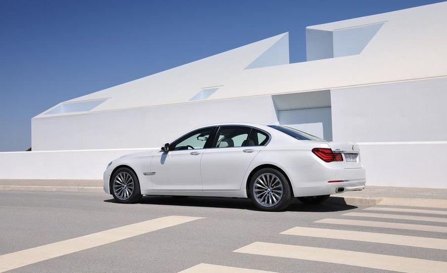 2013 BMW 750d xDrive and 750Li - Slide 67