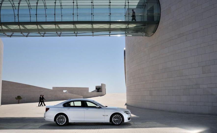 2013 BMW 750d xDrive and 750Li - Slide 68