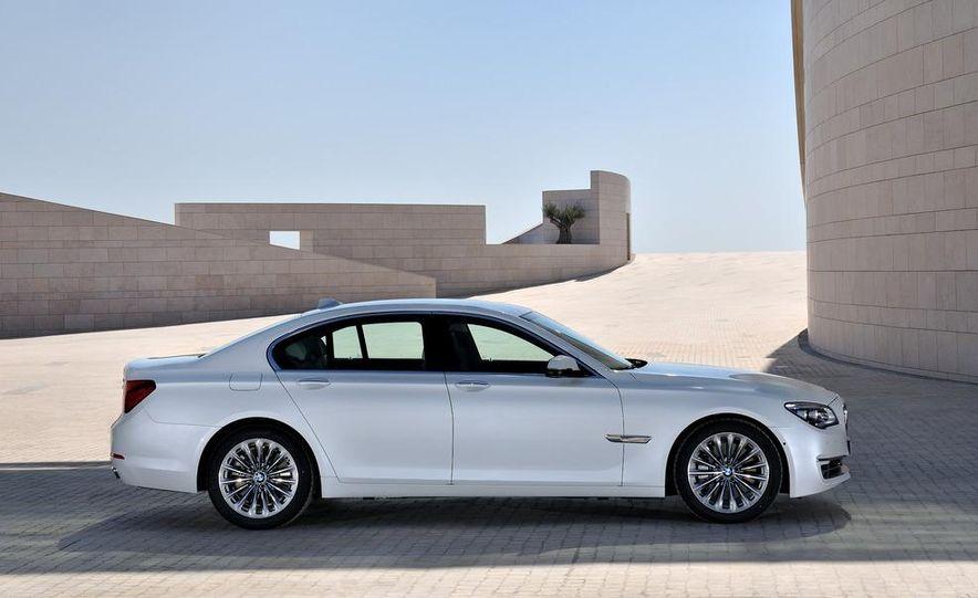 2013 BMW 750d xDrive and 750Li - Slide 69