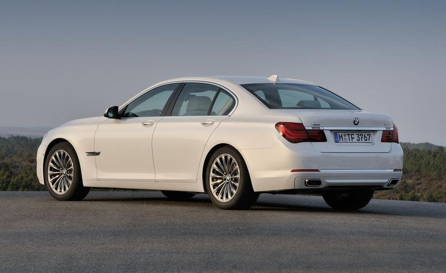 2013 BMW 750d xDrive and 750Li - Slide 70