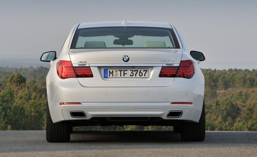2013 BMW 750d xDrive and 750Li - Slide 72