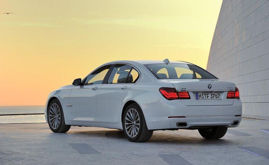 2013 BMW 750d xDrive and 750Li - Slide 73
