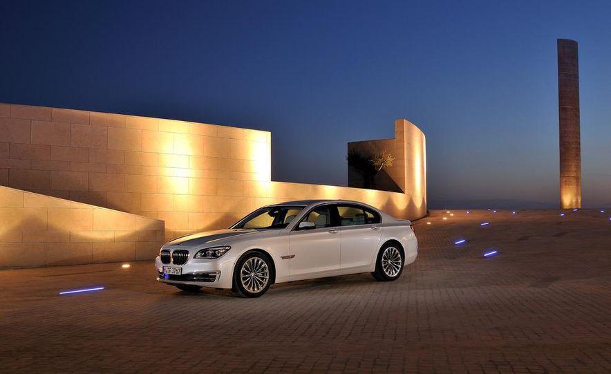 2013 BMW 750d xDrive and 750Li - Slide 74