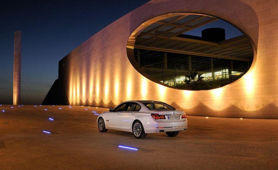 2013 BMW 750d xDrive and 750Li - Slide 75