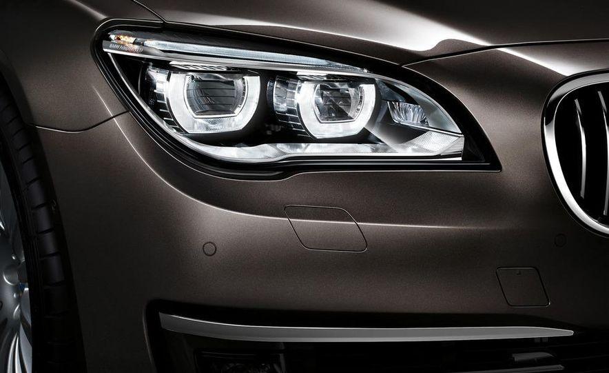 2013 BMW 750d xDrive and 750Li - Slide 51