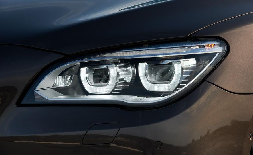 2013 BMW 750d xDrive and 750Li - Slide 52