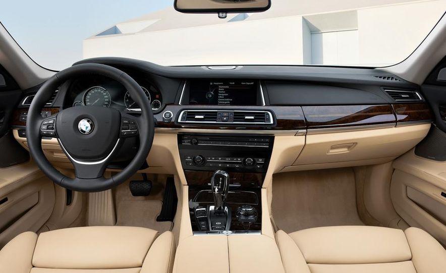 2013 BMW 750d xDrive and 750Li - Slide 56