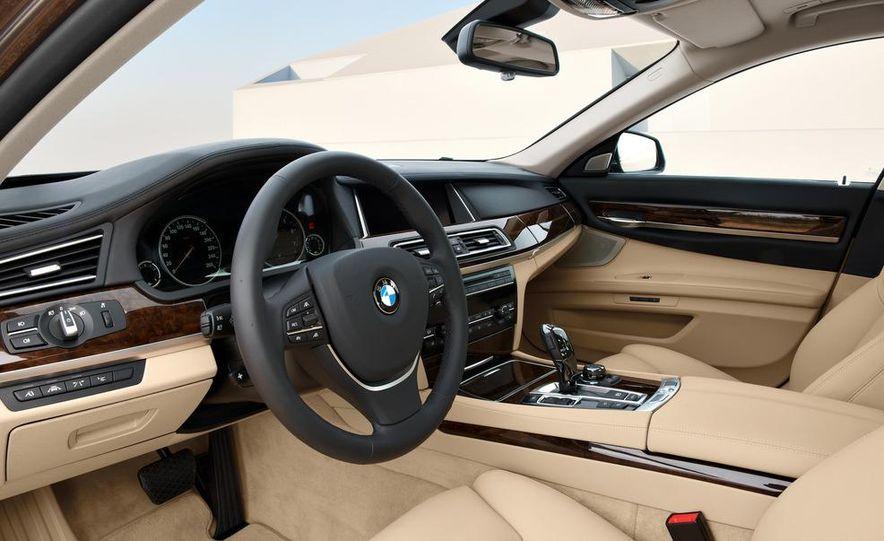 2013 BMW 750d xDrive and 750Li - Slide 57