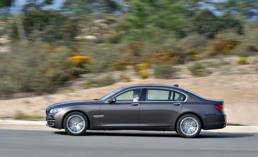 2013 BMW 750d xDrive and 750Li - Slide 35