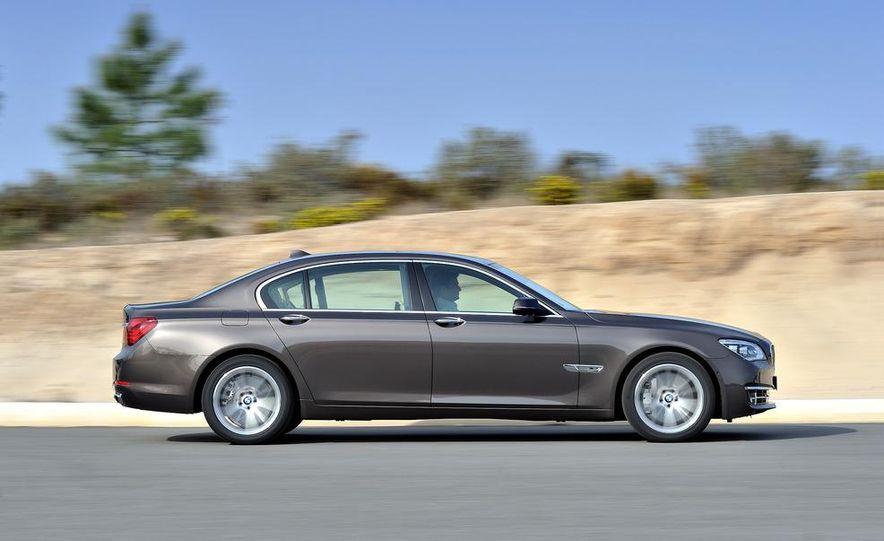 2013 BMW 750d xDrive and 750Li - Slide 36