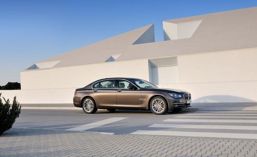 2013 BMW 750d xDrive and 750Li - Slide 44