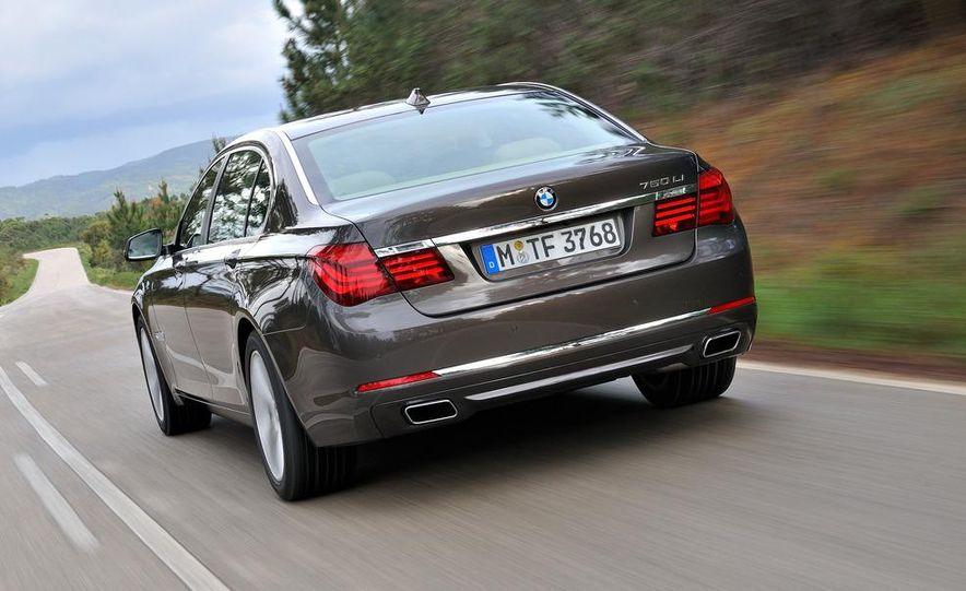 2013 BMW 750d xDrive and 750Li - Slide 45