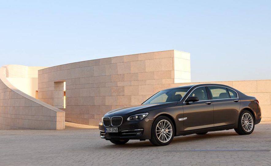 2013 BMW 750d xDrive and 750Li - Slide 46