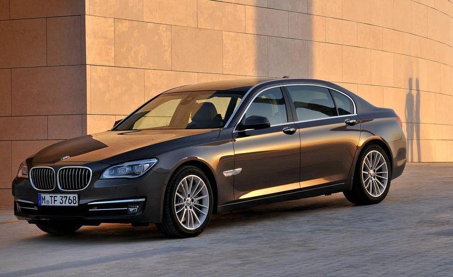 2013 BMW 750d xDrive and 750Li - Slide 48