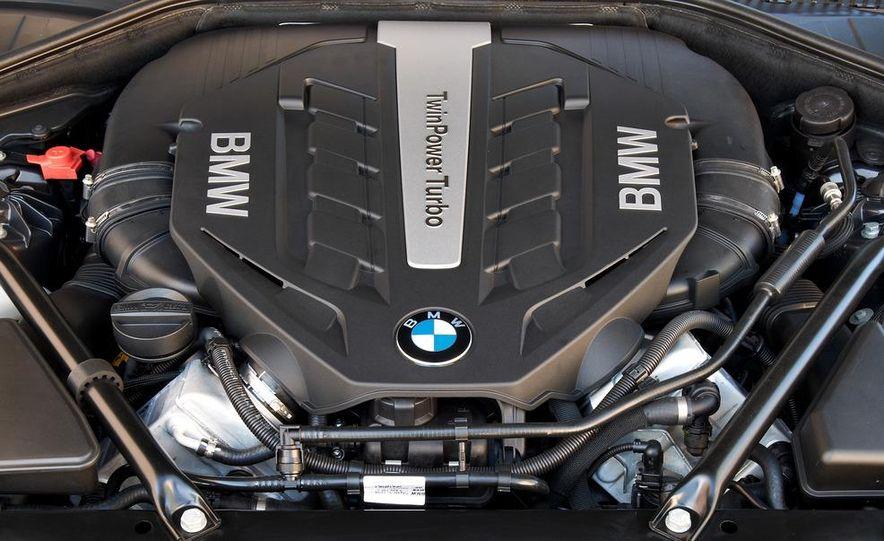 2013 BMW 750d xDrive and 750Li - Slide 60
