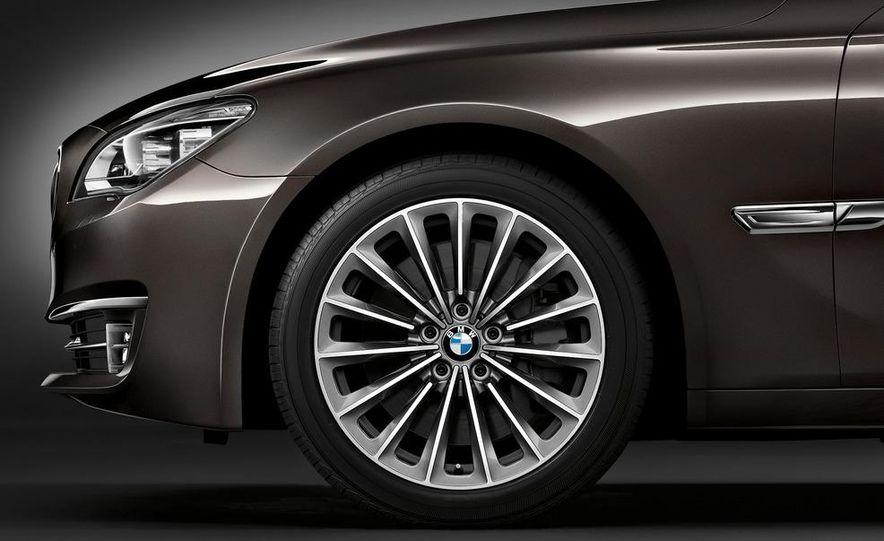2013 BMW 750d xDrive and 750Li - Slide 50