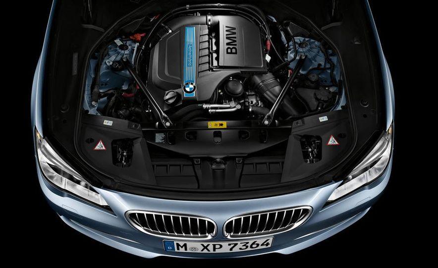 2013 BMW 750d xDrive and 750Li - Slide 80