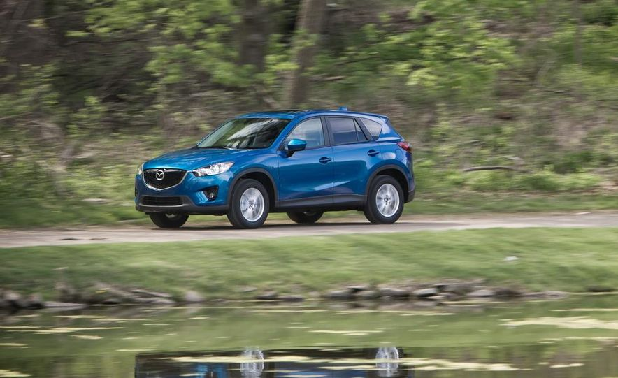 2013 Mazda CX-5 Touring AWD - Slide 3