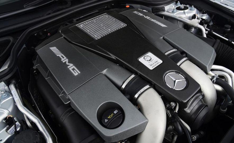 2013 Mercedes-Benz SL63 AMG - Slide 55