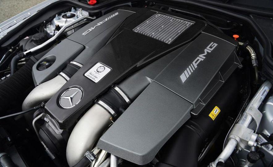 2013 Mercedes-Benz SL63 AMG - Slide 56