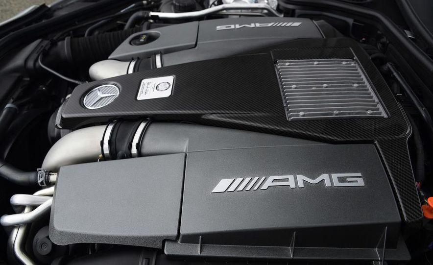 2013 Mercedes-Benz SL63 AMG - Slide 57