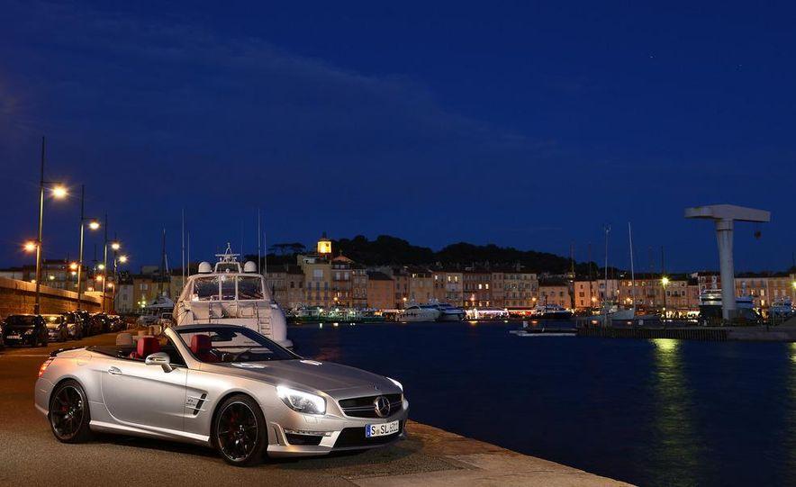 2013 Mercedes-Benz SL63 AMG - Slide 37