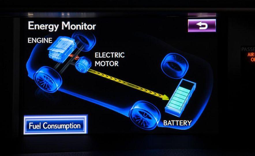 2013 Lexus ES350 - Slide 35