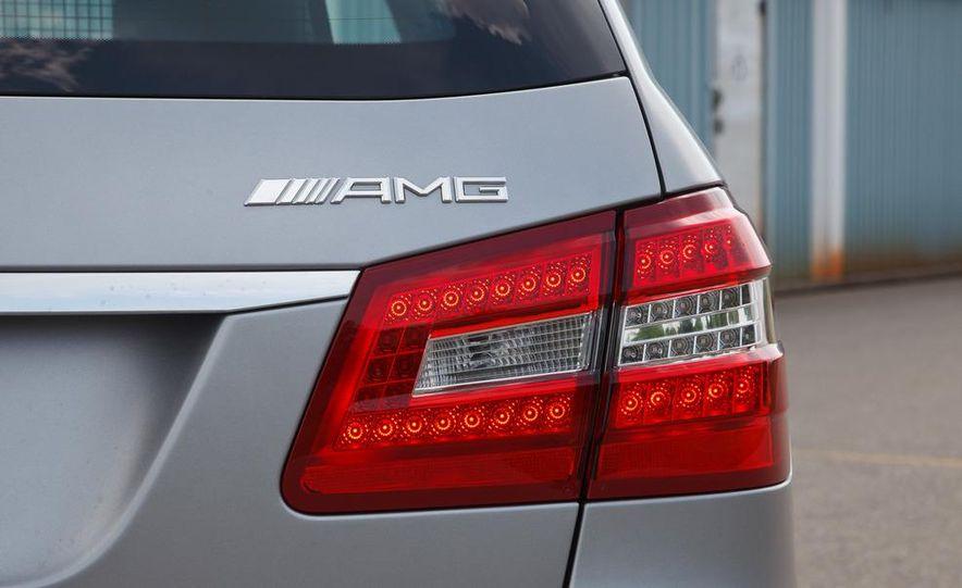 2012 Mercedes-Benz E63 AMG wagon - Slide 24