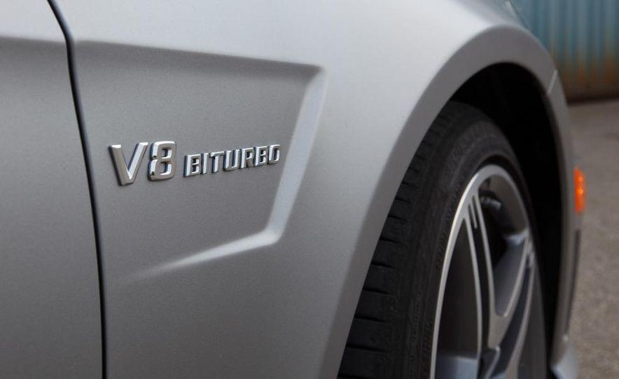 2012 Mercedes-Benz E63 AMG wagon - Slide 22