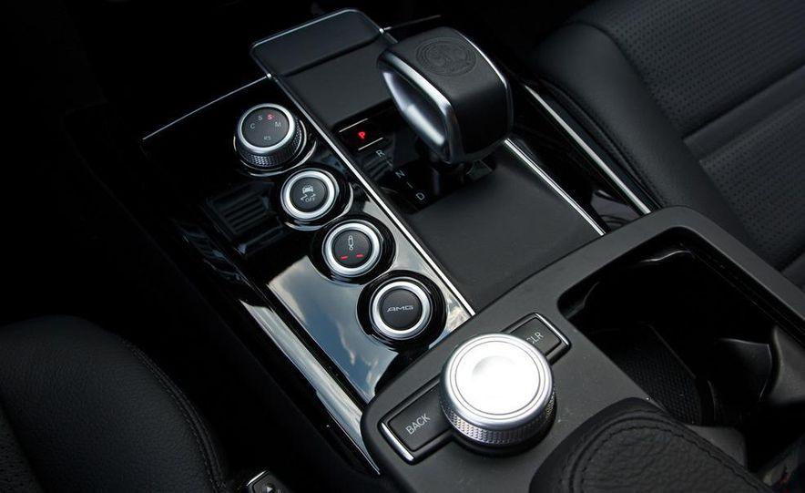 2012 Mercedes-Benz E63 AMG wagon - Slide 31
