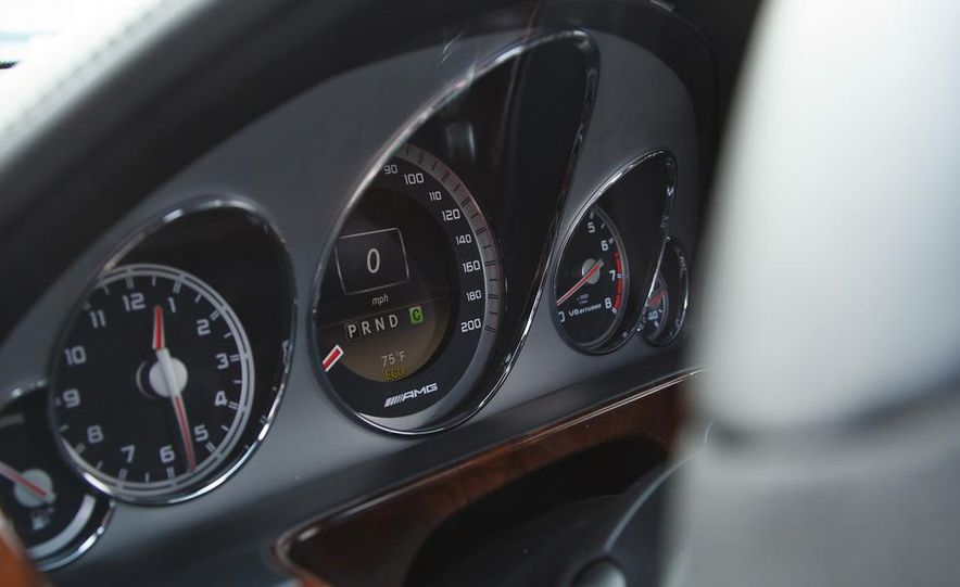 2012 Mercedes-Benz E63 AMG wagon - Slide 30
