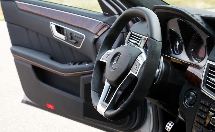 2012 Mercedes-Benz E63 AMG wagon - Slide 29