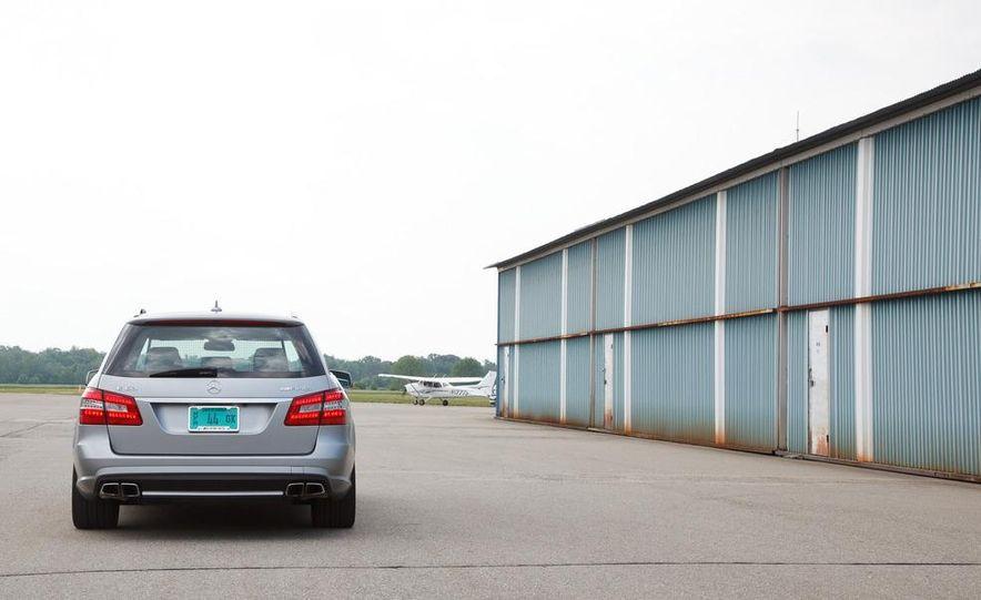 2012 Mercedes-Benz E63 AMG wagon - Slide 17