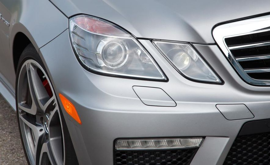 2012 Mercedes-Benz E63 AMG wagon - Slide 20