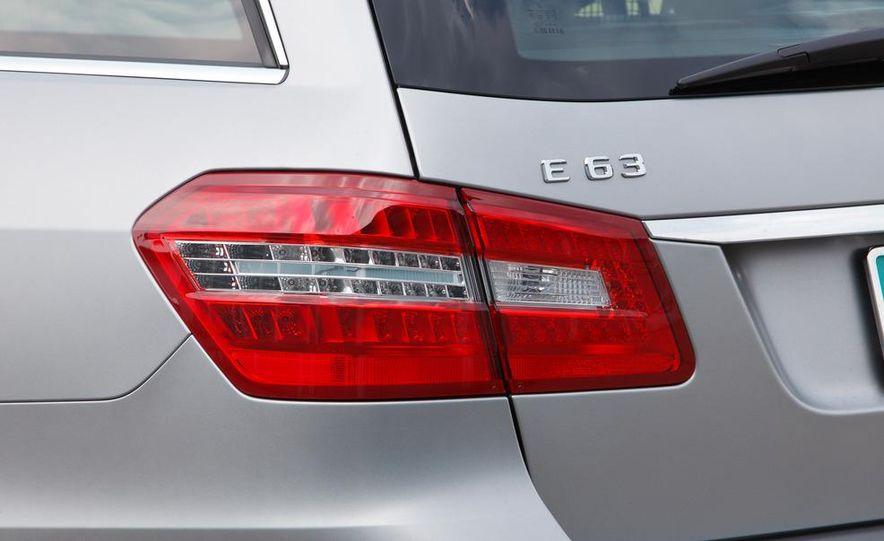 2012 Mercedes-Benz E63 AMG wagon - Slide 23