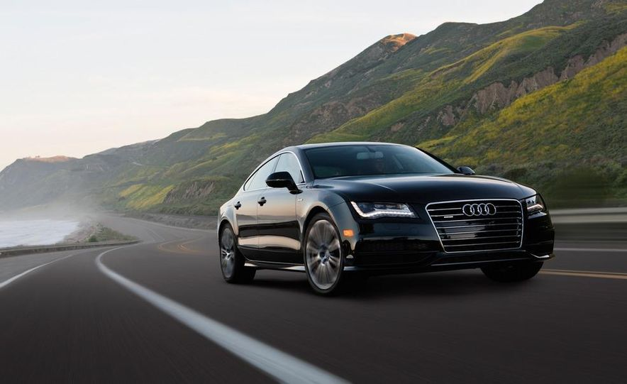 2016 Audi Q8 (artist's rendering) - Slide 26